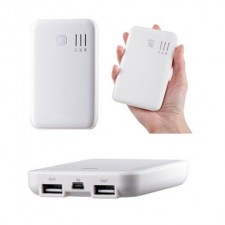 High Quality 5000mAh External Battery Charger Power Bank portable power