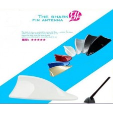 Painted Antenna Car Shark Fin BMW Style with Radio Receiver