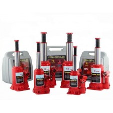 Vertical hydraulic jack 2T 4T with box