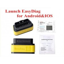 Launch EasyDiag 2.0 for Android/IOS OBDII Generic Code Reader