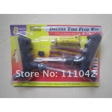 Deluxe tire plug kit as seen on tv