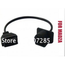 mazda 17 pin for OBD 16Pin FEMALE TO mazda 17pin connector with high