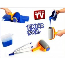 OFFER !!!Roller Point Paint Pintar Facil Perfect Tool for Paint Work