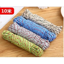 Nylon Clothesline Roughing Sunbed Clothes Drying Clothes Rope Windproo