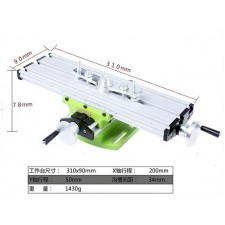 small precision vise bench drill milling machine table
