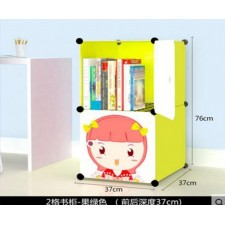 Childrenbookcase bookcase simple minimalist cabinet with doors
