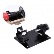 Hand drill becomes cutter bracket Conversion Kit