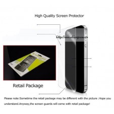 Clear LCD Screen Protector for Samsung Galaxy W i8150