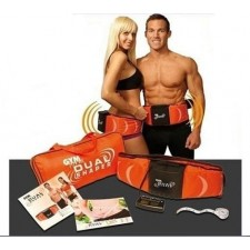 POWERFUL Massage Slimming Fitness Gym Form Dual Muscle Shaper Belt