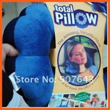 Total Pillow As Seen On TV Features: Support Your Neck