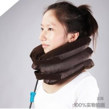 Luxury home cervical traction Inflatable neck collar massage
