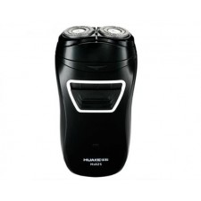 HUAKE Rechargeable rotary double knife electric shaver