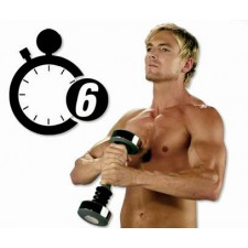 Latest version Shake Weight for Men - with Workout DVD