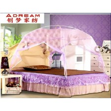 Mosquito Net , Kelambu bed home covered fordable Self Standing Mosquit