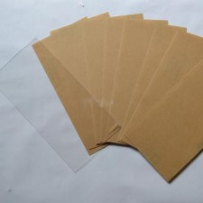 Clear Acrylic Sheet 3mm (T) A4