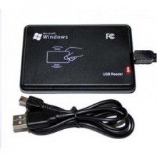 125Khz USB RFID Smart ID Card Reader EM4001 EM4100