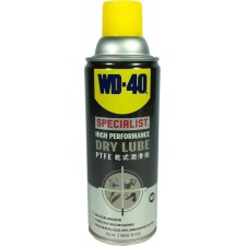 WD40 Specialist High Performance Dry Lube PTFE 360ml