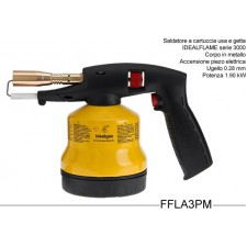 LASER-3000 IDEALGAS AUTO IGNITION BLOW TORCH -ITALY
