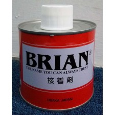 BRIAN 500gm PVC Solvent Cement Adhesive