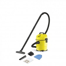 KARCHER WD1 DRY AND WET VACUUM CLEANER