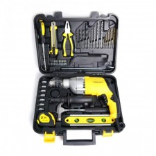STANLEY STDH7213V IMPACT DRILL 720W WITH INTENSIVE VALUE PACK 40PCS