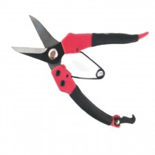 TIGER K-802 WHOLLY HEAT TREATED CAR/STEEL STRAIGHT BLADE PRUNING SHEAR