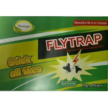 10pcs Eco- Friendly Flies Trap Glue Sheet