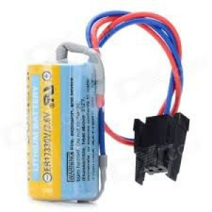 MITSUBISHI 2100mAH ER17330V A6BAT MR-BAT PLC Battery