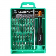 Proskit SD-9802 31 in 1 Precision Electronic Screwdriver Set