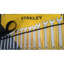 STANLEY 87-036 COMBINATION SPANNER SET WRENCH SET 14PIECE 8MM-24MM