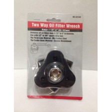 TWO WAY OIL FILTER WRENCH 63-102mm/2-1/2'-4' HC-63102