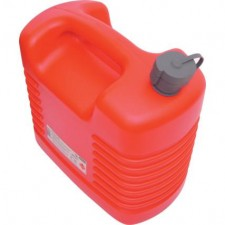 20LTR PLASTIC JERRY CAN WITH INTERNAL SPOUT