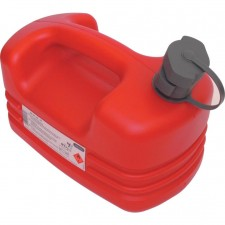 5LTR PLASTIC JERRY CAN WITH INTERNAL SPOUT