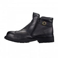 BLACK HAMMER BH4881 Men Safety Shoes Mid Cut With Zip