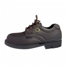 BLACK HAMMER BH4658 Low cut Lace up Safety Shoes