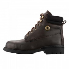 BLACK HAMMER BH4654 Mid cut Lace up Safety Shoes