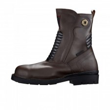 BLACK HAMMER BH4203 High Cut With Zip Safety Shoes