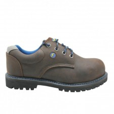 GOODYEAR GY3702 EAGLE CLASSIC L-PROFESSIONAL SAFETY SHOES (BROWN)