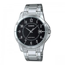CASIO MTP-V004D-1BV Analog Mens Watch | Easy Simple