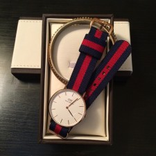 Daniel Wellington Classic Oxford 0501 DW 40mm and 36mm Watches