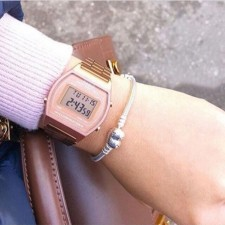 Casio B640WC And A168WC Rose Gold Edition