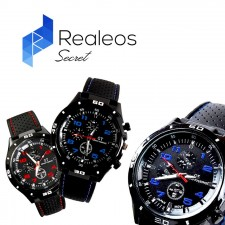 Realeos GT Sport Watch Men (WITH BOX) - R383
