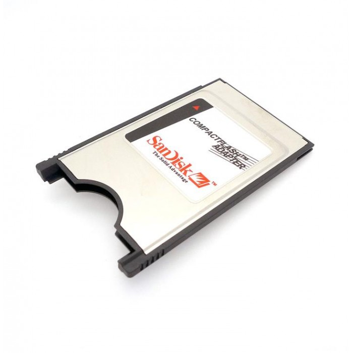 CF-PCMCIA Adapter CF Card Reader FANUC CNC New 2G CF Compact Flash Card