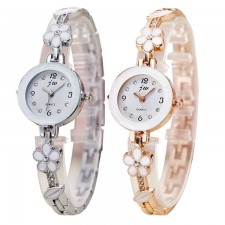 JW Collection Women's Diamond Crystal Fashion Watch