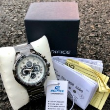 Casio Edifice Stainless steel High Quality