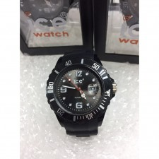Ice Watch Winter Collection M Size Solid Black