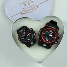 Good Sales!!! G shock couple watches