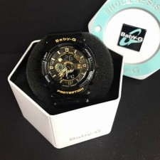 Baby G series watch (BA-110-1AJF)