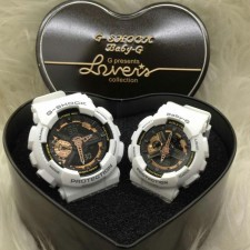 G shock & Babg G COUPLE Limited Edition Watch