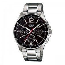 CASIO MTP-1374D SERIES 24HRS DAY DATE DISPLAY (WARRANTY+BOX)